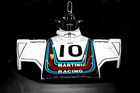 Tableau Photo Brabham F1