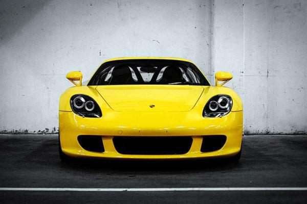 Voiture de Sport Tableau – Carrera GT