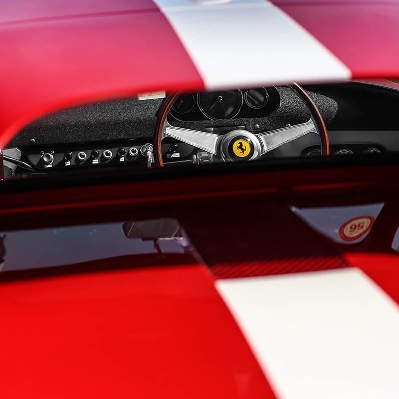 Tableau Photo Ferrari Dino