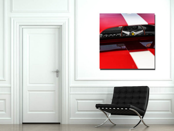 Tableaux Photos Ferrari Dino