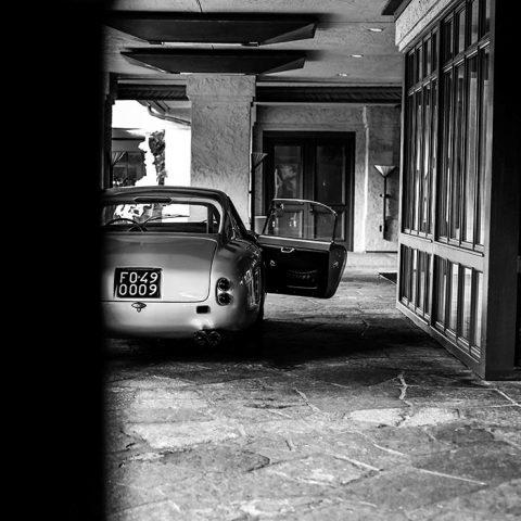 Toile Murale Ferrari