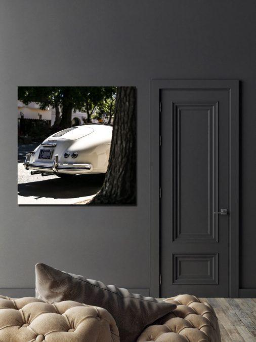 Toile Photo voiture Porsche