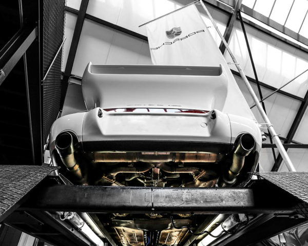 Photographie Murale Porsche 993