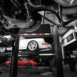 Photographie Porsche 993 3.8 Carrera RS