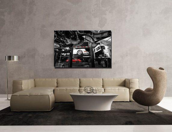 Photographies Porsche 993 3.8 Carrera RS