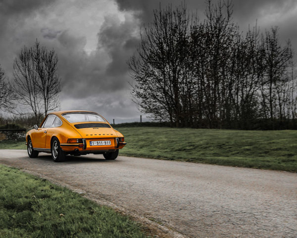 Tableau Photo Porsche 911
