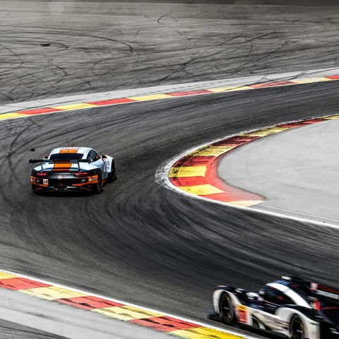 Tableau Photo Porsche de course