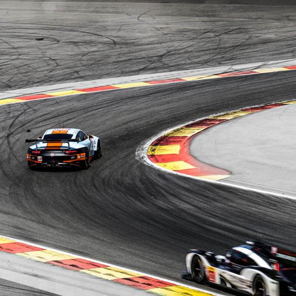 Tableau Photo Porsche de course