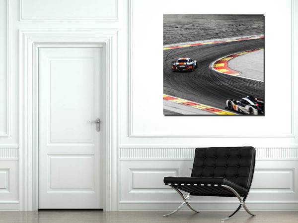 Tableaux Photos Porsche de course