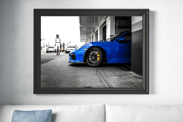Photographies Porsche Cayman GT4