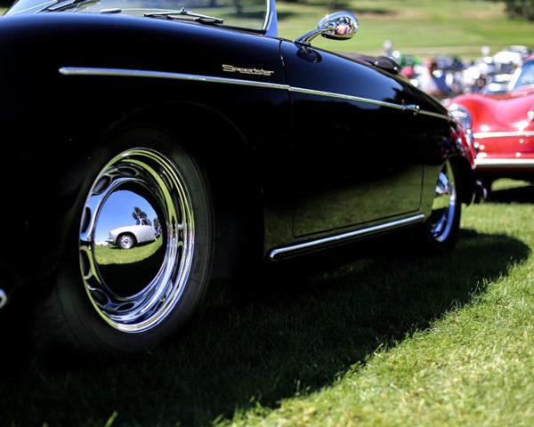 Tableau Photo Porsche Speedster