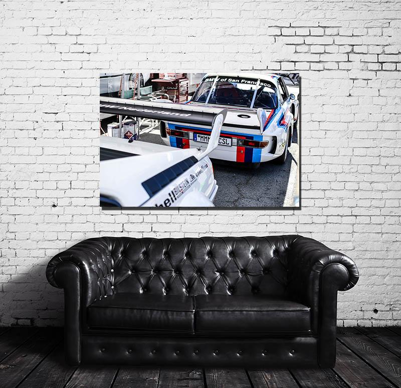 Tableaux Déco BMW 3.0 CSL