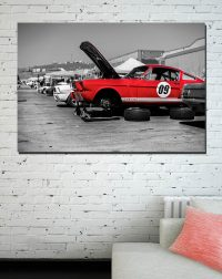 Tableaux Déco Ford Mustang