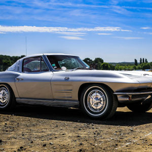 Tableau Photo Chevrolet Corvette