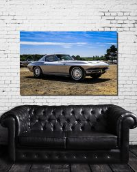 Tableaux Photos Chevrolet Corvette