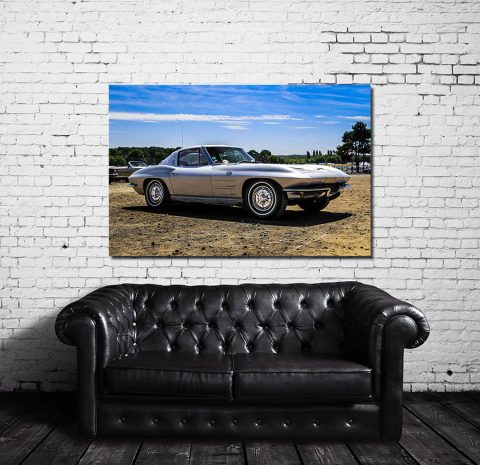 Tableaux Photos Chevrolet Corvette