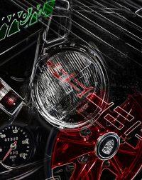Art Automobile Porsche Carrera