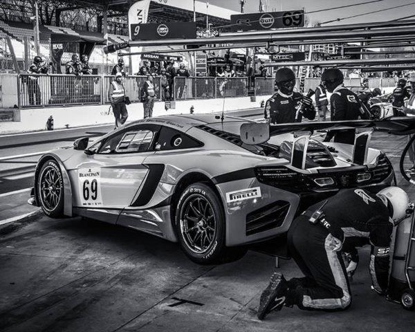 Tableau Moderne Voiture McLaren