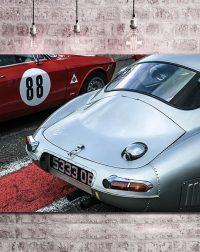 Photographies Jaguar Type-E