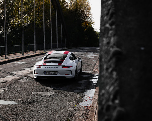 Photographie Porsche 911-R
