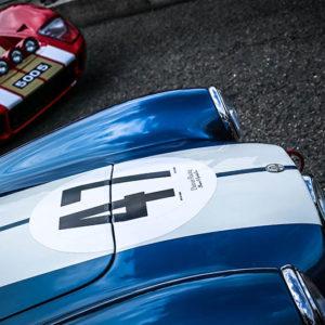 Tableau Photo AC Cobra