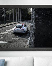 tableau-photo-porsche-911-r