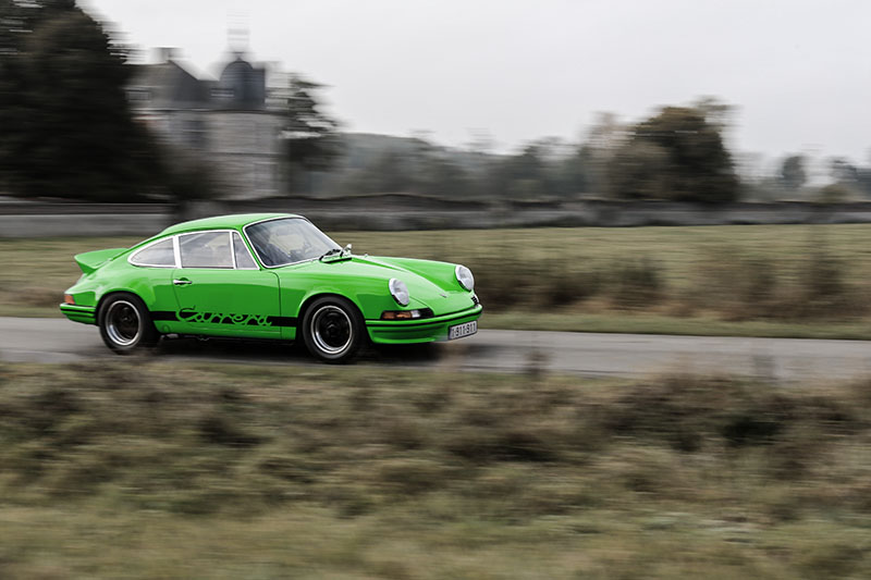 Photo Murale Porsche 911 Carrera RS