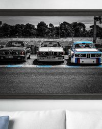 Photographies anciennes BMW