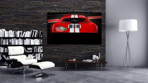 id es originales pour la d coration d 39 int rieur cars and roses. Black Bedroom Furniture Sets. Home Design Ideas