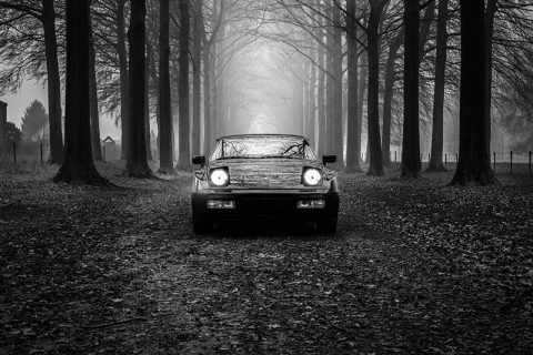 Tableau Photo Porsche 944