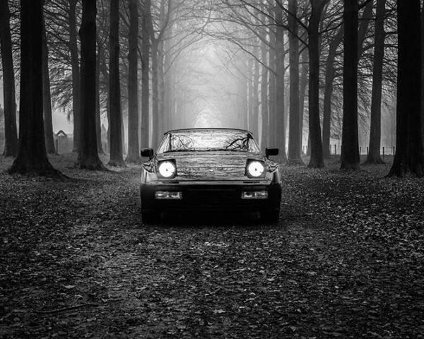 Tableau Photo Porsche 944