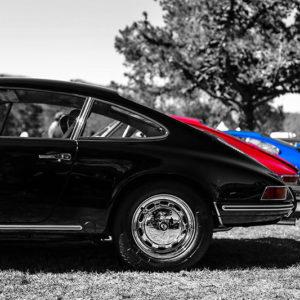 Tableau Photographie Porsche 911 Classic
