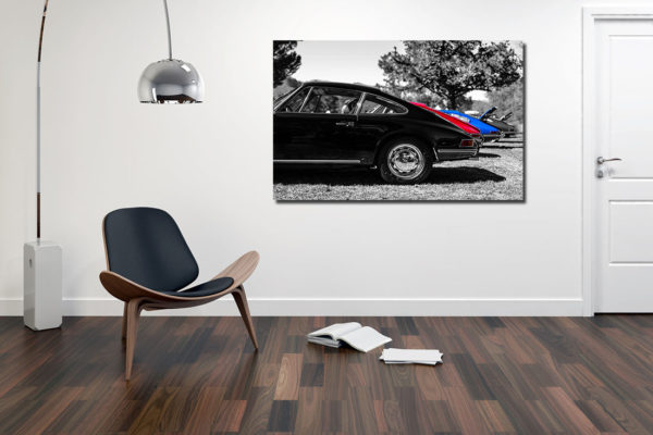 Tableaux Photographies Porsche 911 Classic