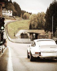 Photographie Porsche 911 Carrera RSR