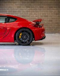 Photo Porsche GT4