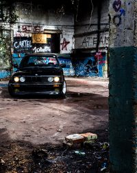 Photographie BMW E30
