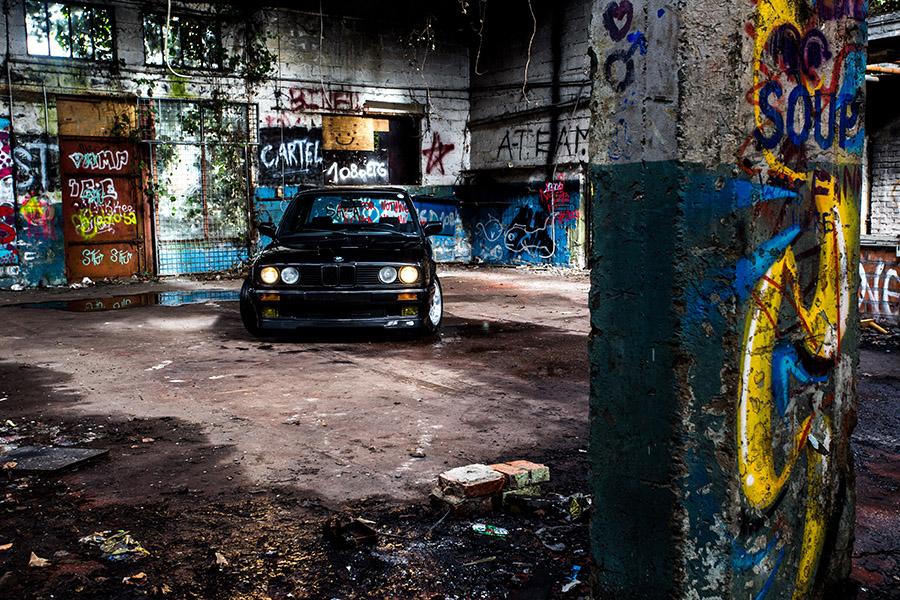 Photographie BMW E30