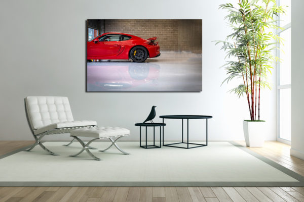 Tableau Photo Porsche GT4