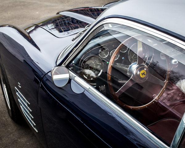 Photographies intérieur Ferrari