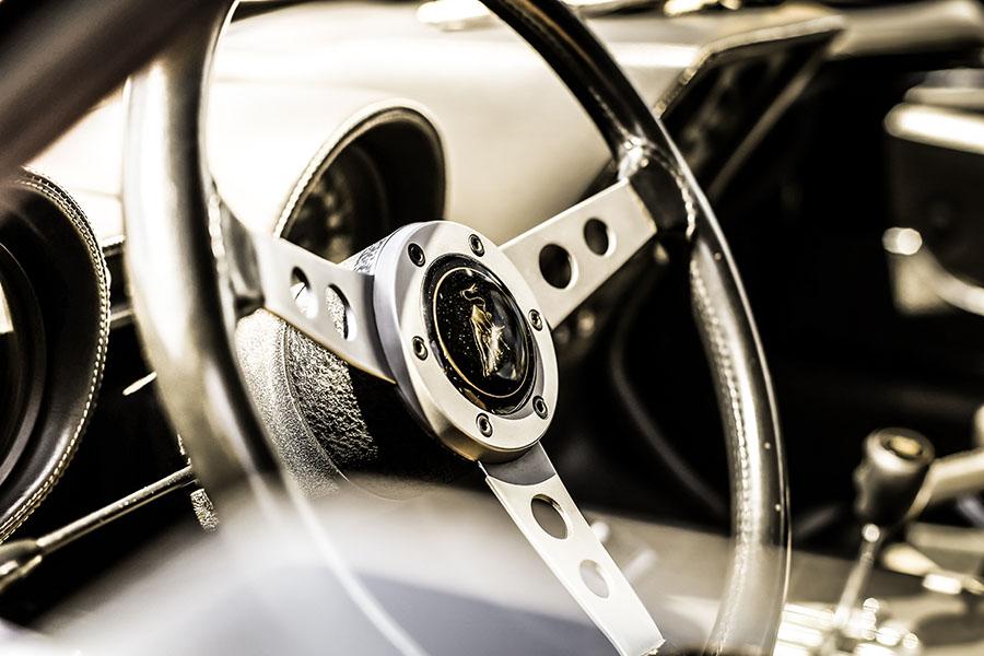 Photographie de Lamborghini Miura
