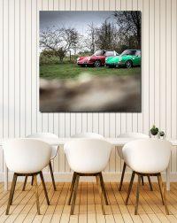 Photographies de Porsche Targa