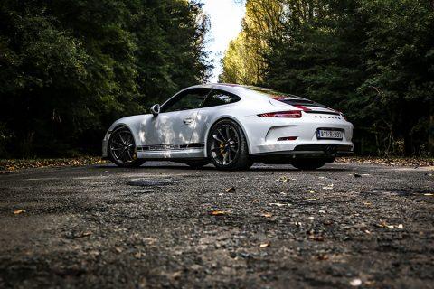 Porsche 911 R en Photo