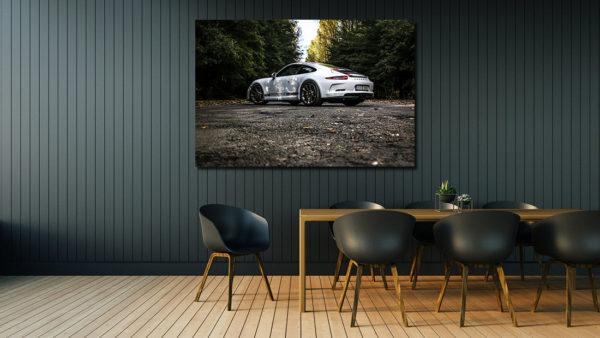 Porsche 911 R en Photos