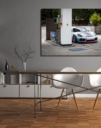 Photographies Porsche Cayman GT4 Martini