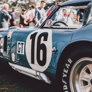 Photo Ford Shelby Daytona