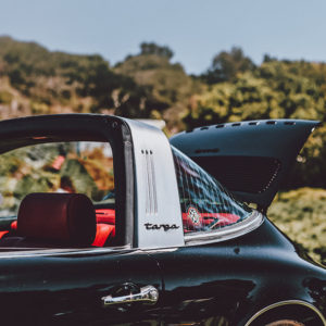Photo de Porsche Targa