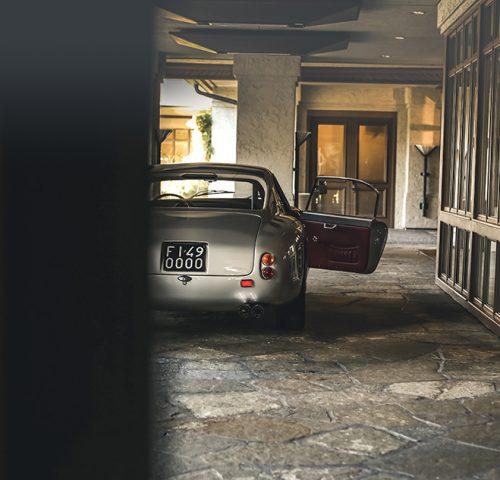Photographie Ferrari 250 GT