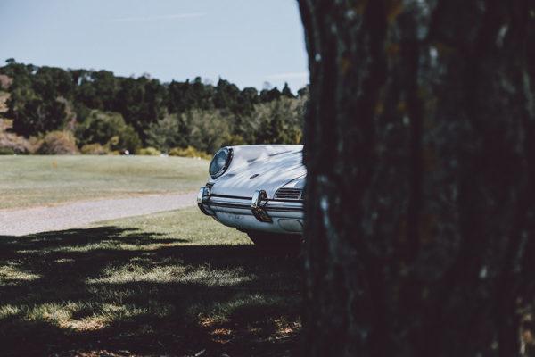 Photographie Vintage de Porsche