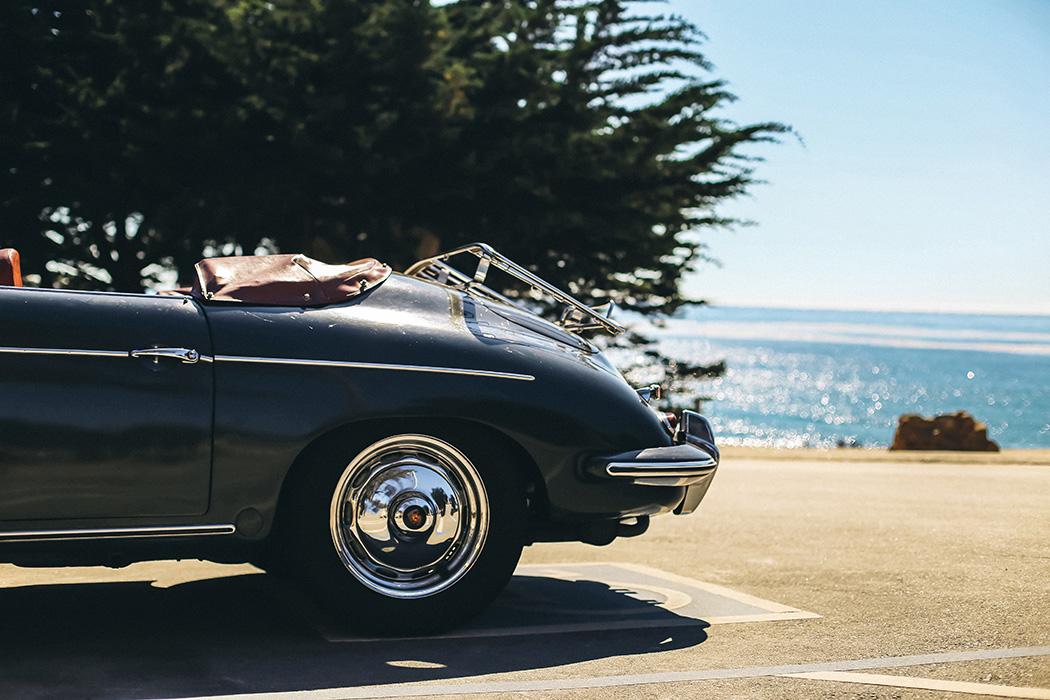 Photographie de Porsche 356