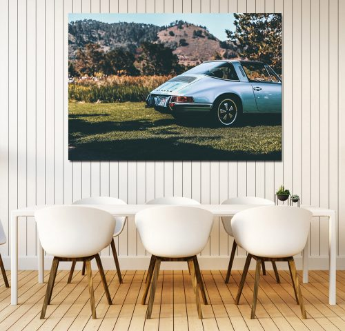 Photographies Ancienne Porsche 911